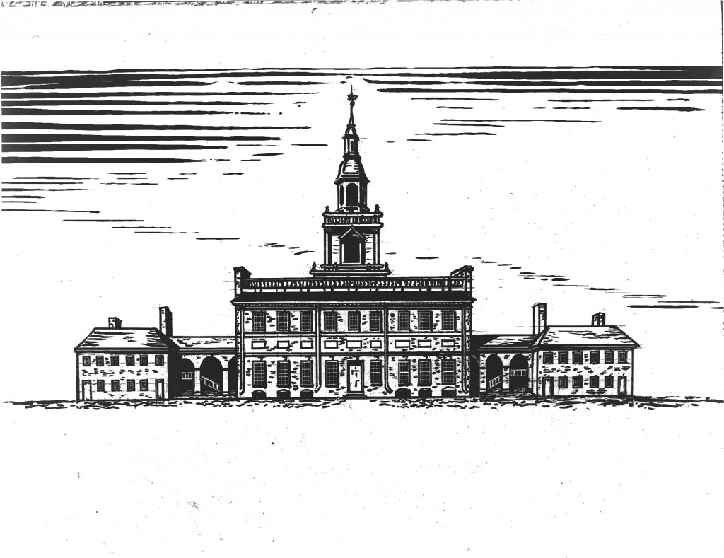 State House c.1753
