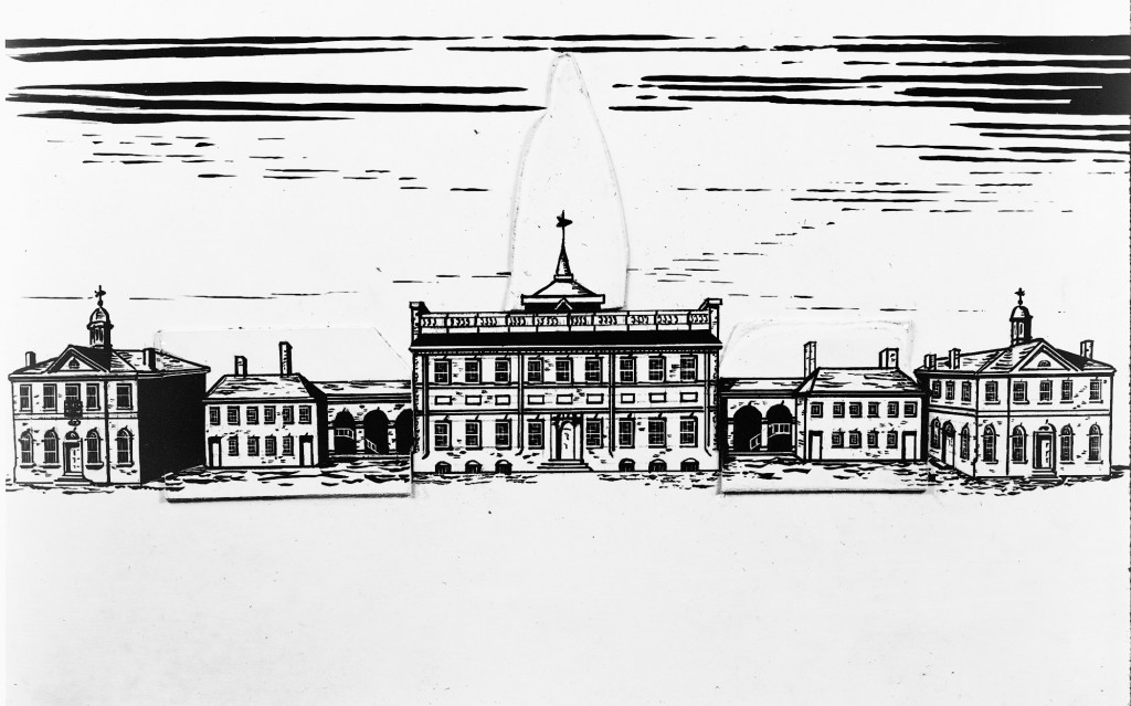 15 - State House c.1791