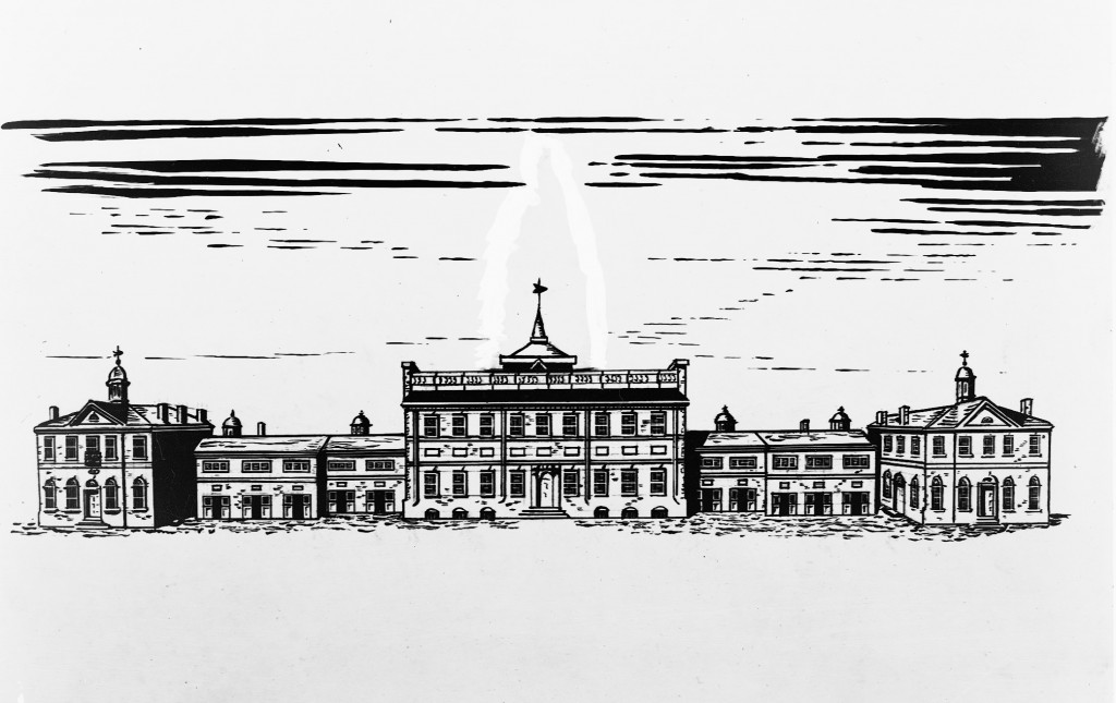 16 - State House c.1812