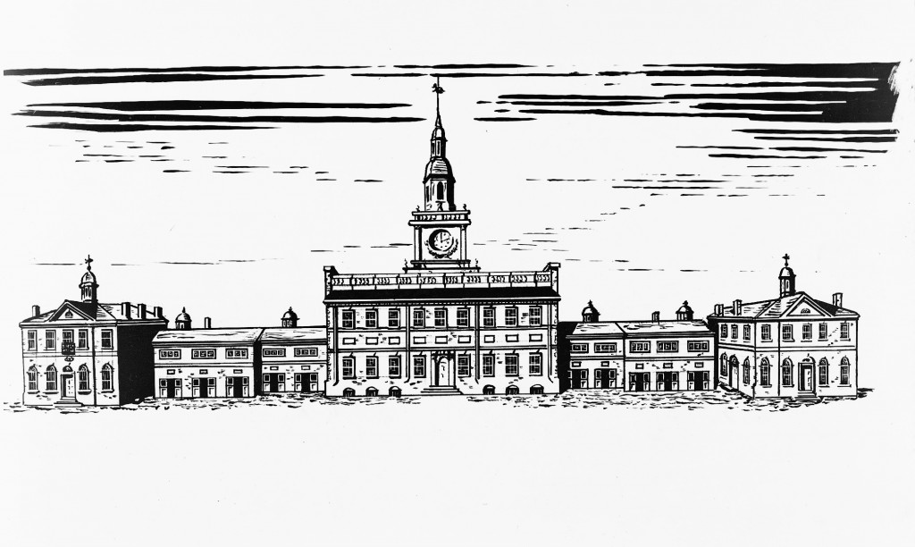 State House c.1828